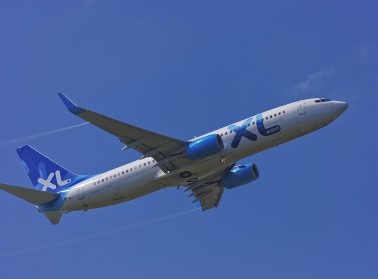Avion de XL Airways
