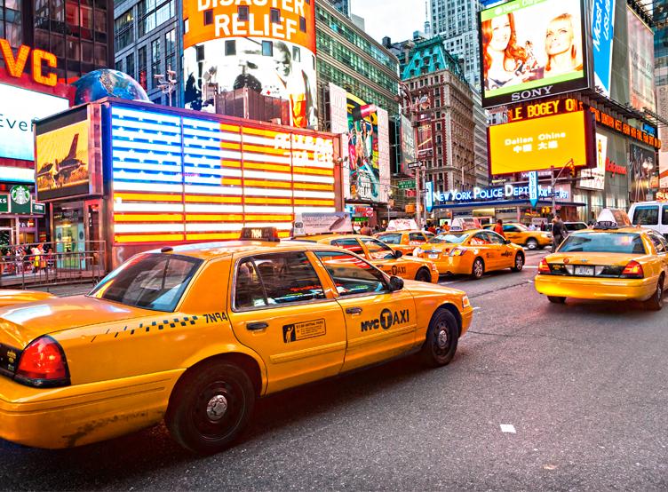 toutes les compagnies aériennes opérant paris new york