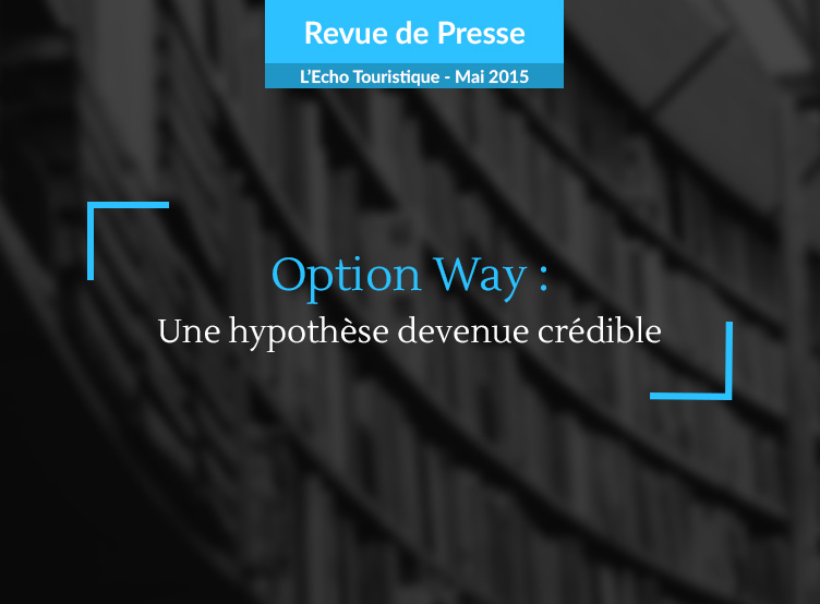 Option Way echotouristique