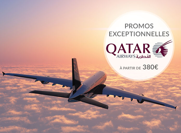 vols en promo qatar airways