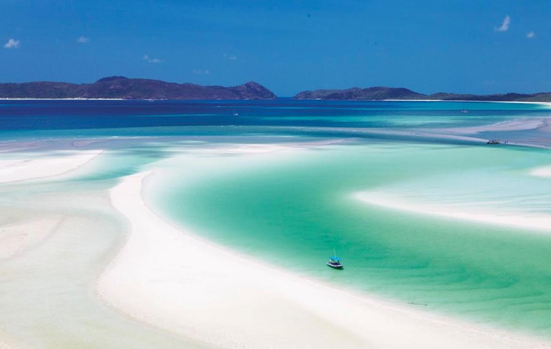 Whitehaven beach : un écrin de sable blanc