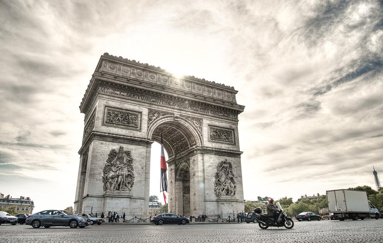 Paris : road trip à la française