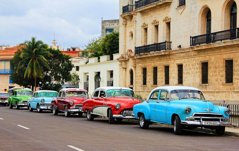 La Havane : voyage dans les années 1950