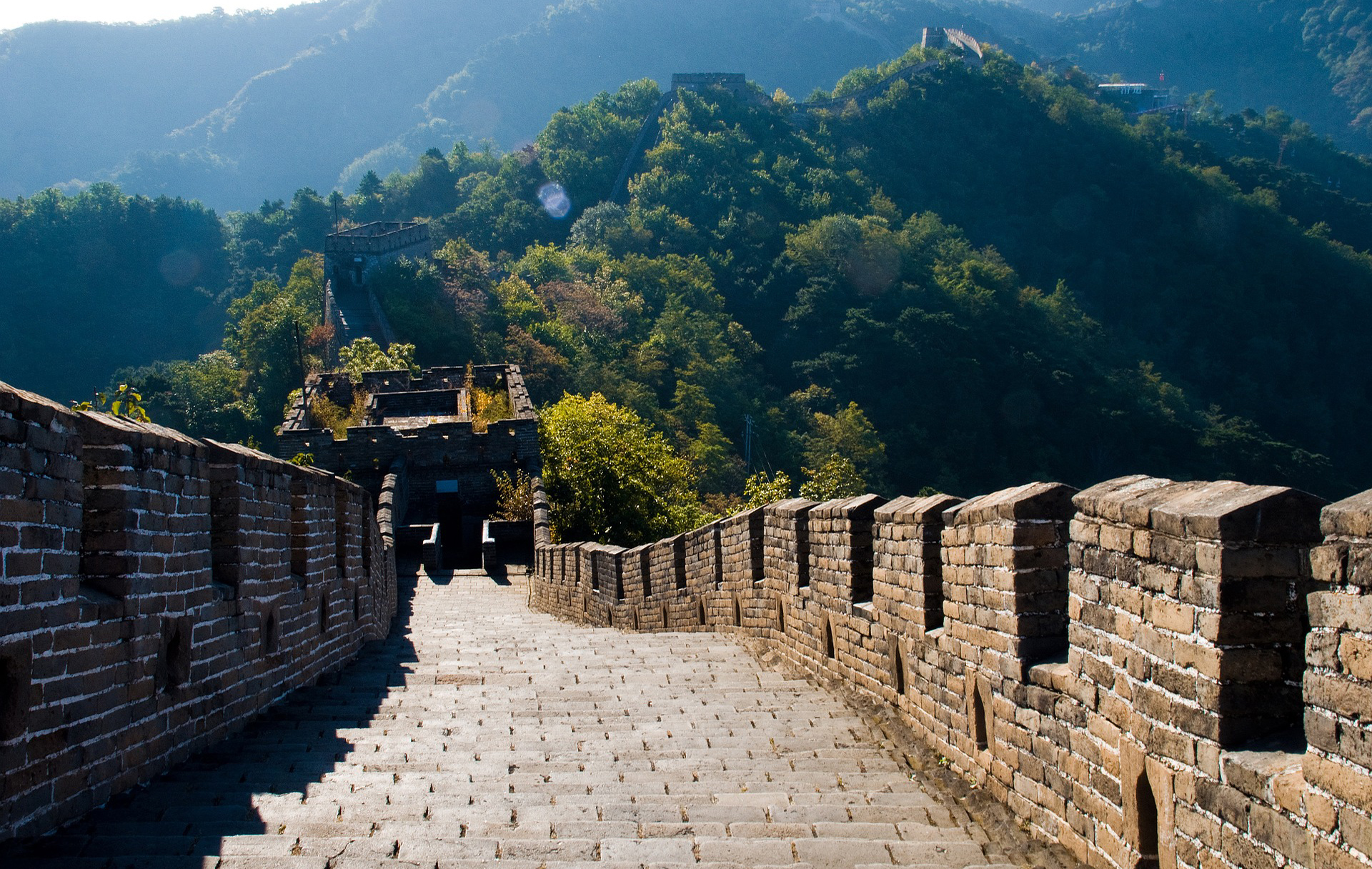 Partir à Pékin : de la Cité interdite à la Grande Muraille de Chine