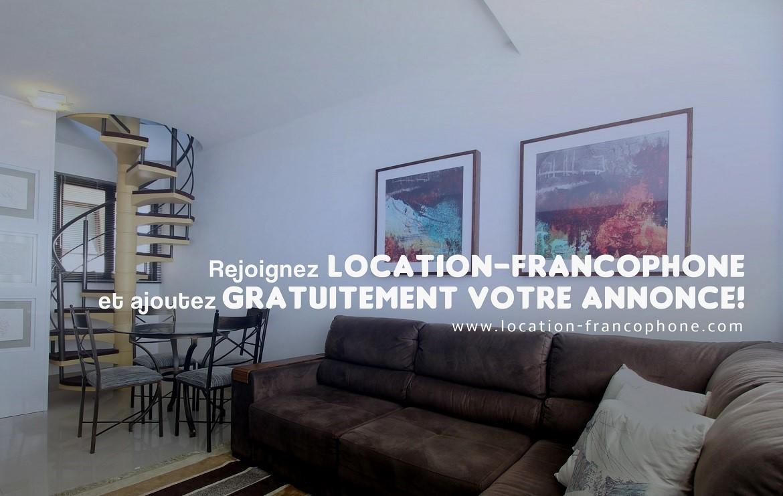 Vos vacances chez l'habitant en français avec Location-francophone