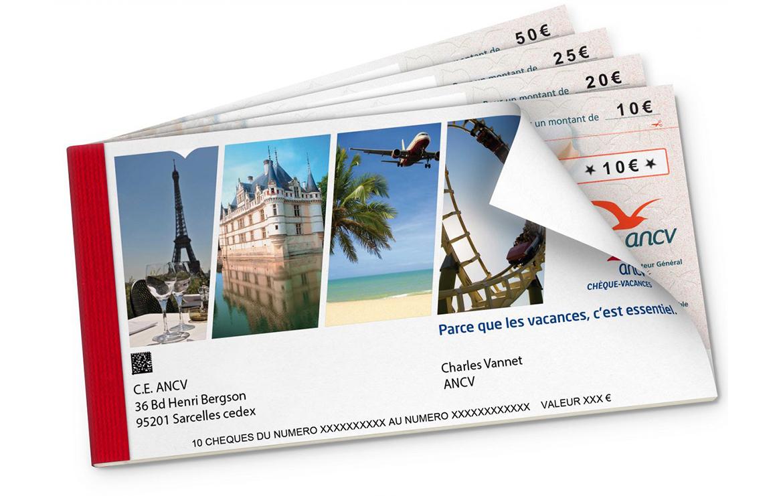 Billets d'avion : payez votre réservation avec vos chèques-vacances ANCV