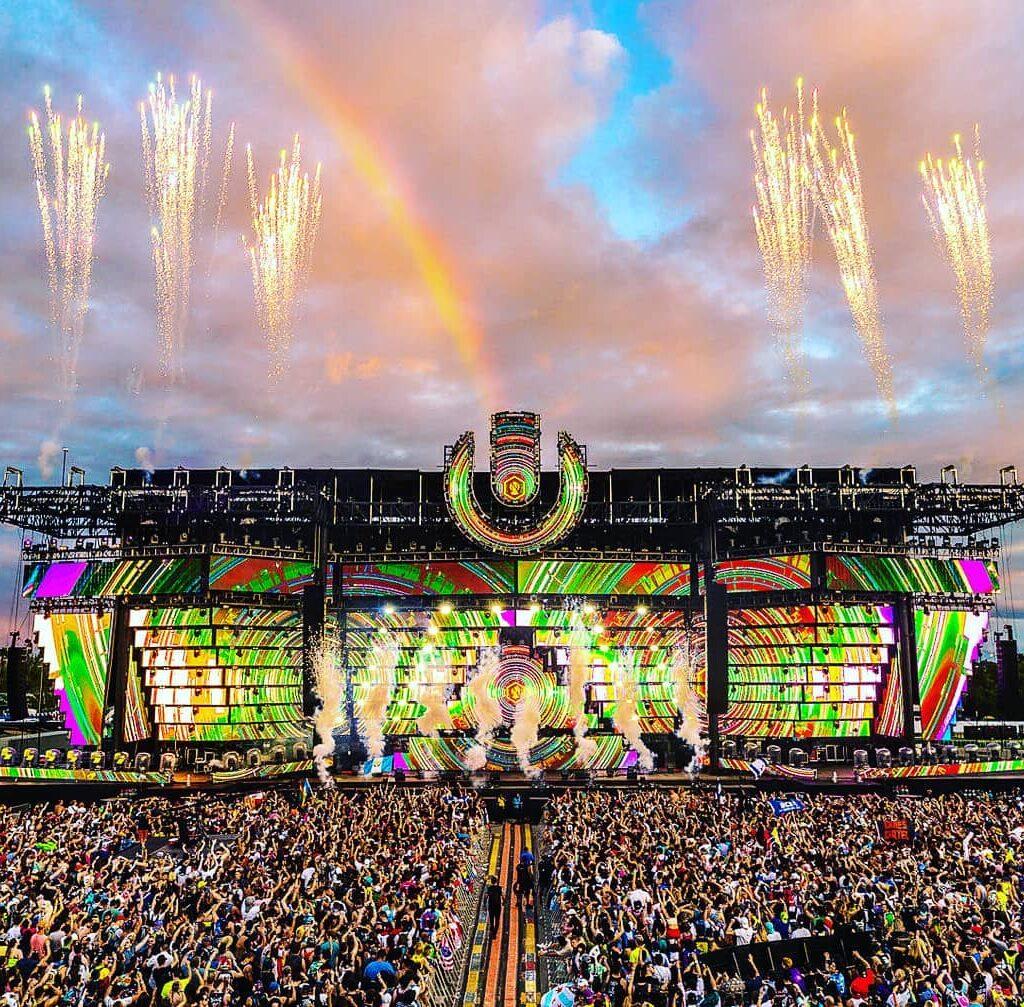 L'Ultra Music Festival à Miami