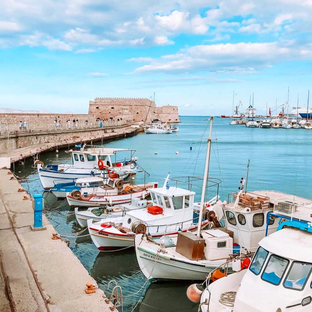 Port d'Héraklion